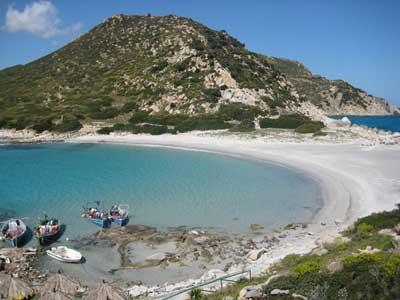 Spiaggia Punta Molentis
