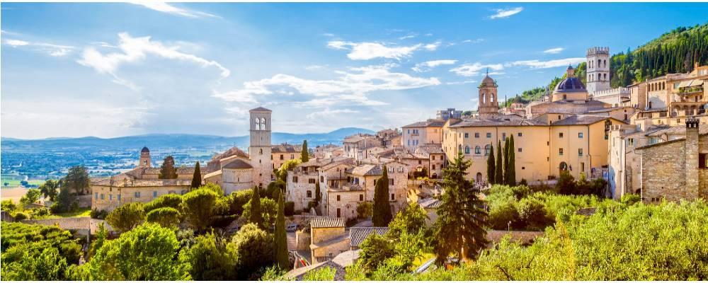 B&B e appartamenti in Umbria